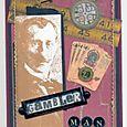 """Gambler Man"" card by Melissa Huber"