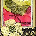 """Dream"" ATC by Philippa Barr"