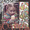 Cassandra Glass - Ice cream