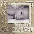 Cassandra Glass - Little Angel
