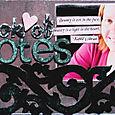 Melanie Harris - Book of Quotes