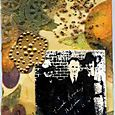 """Beeswax Collage Family"" by Sandy Wisneski"