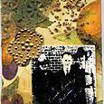 """Beeswax Collage Family"" by Sandy Wisneski"