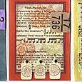 """3 Tiny Notecards"" by pennydreadful3"