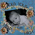 Pippa Waddell - Hold Your Head Up High