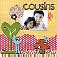Ruey Enanoria - Cousins