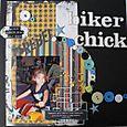 Maxine Parker - Biker Chick