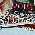 Pippa Waddell - Pout - detail