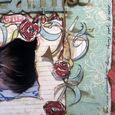 Leslie Cranwill - my sweet dream - layout - closeup