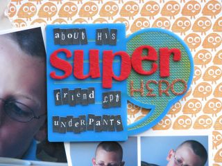 Super Hero LO {upclose1}