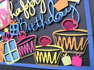 Party chipboard-closeup1