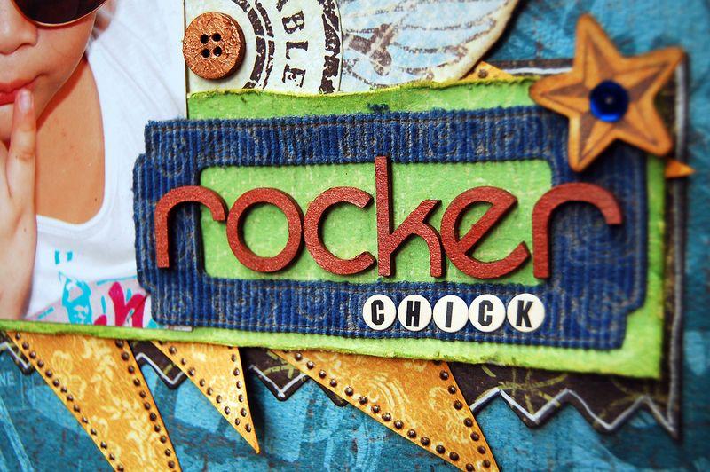 Rocker chick 4