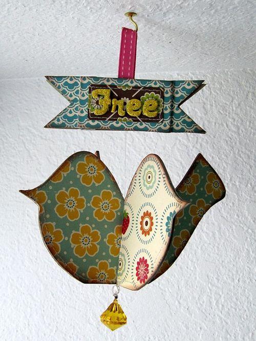 Fly free bird