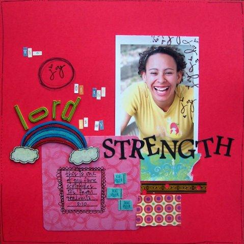 Lusi Austin - My Strength - 1
