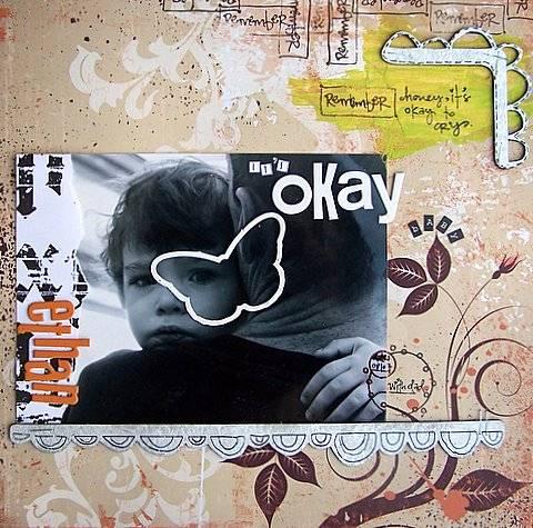 Lusi Austin - It's OK Baby - 1