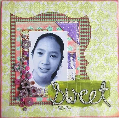 Aida Haron - Sweet - 1