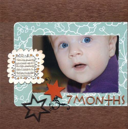 Alli Paterson - 7 months - 1