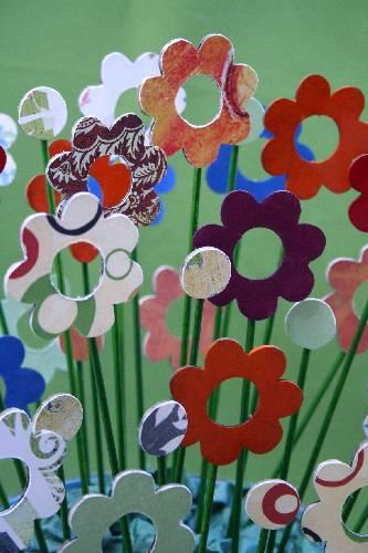 Alli Paterson - Flower Pot - 2 closeup