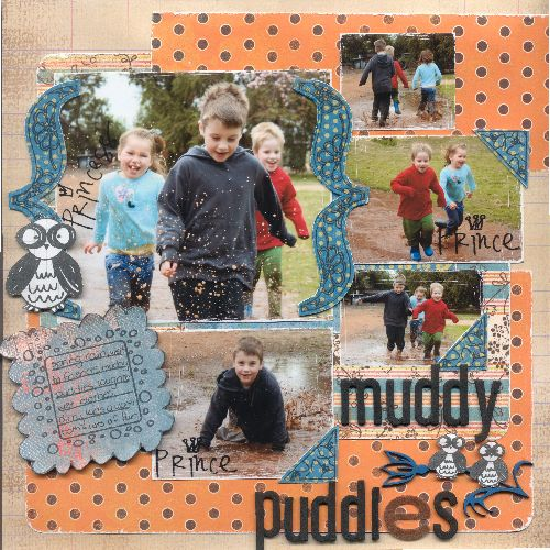 Alli Paterson - Muddy Puddles - 1