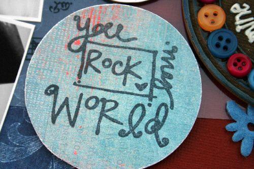 Alli Paterson - Rock My World - 2 closeup
