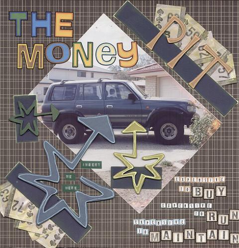 Cassandra Glass - Money Pit