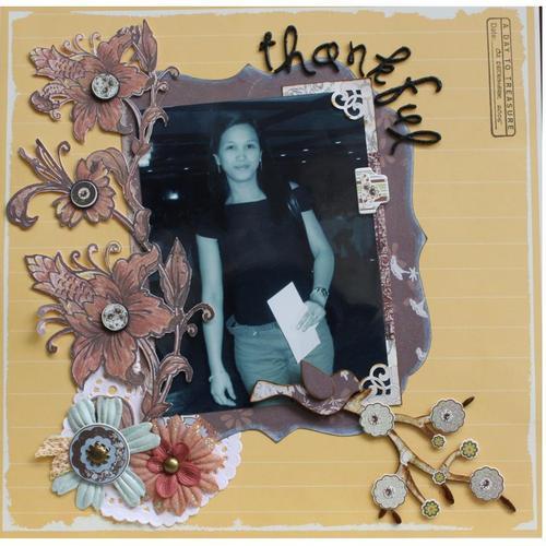 Marites Solivet - Thankful